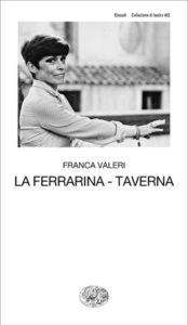 Copertina del libro La Ferrarina – Taverna di Franca Valeri