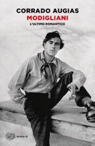 Copertina del libro Modigliani di Corrado Augias