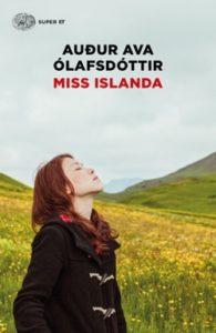 Copertina del libro Miss Islanda di Auður Ava Ólafsdóttir