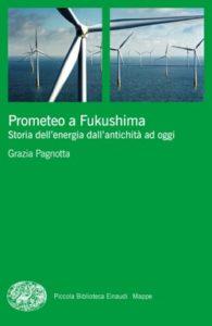 Copertina del libro Prometeo a Fukushima di Grazia Pagnotta
