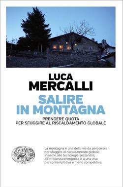 Copertina del libro Salire in montagna di Luca Mercalli