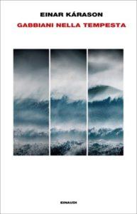 Copertina del libro Gabbiani nella tempesta di Einar Kárason