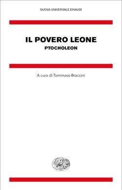 Copertina del libro Il povero Leone di VV.