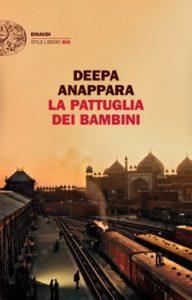 Copertina del libro La pattuglia dei bambini di Deepa Anappara