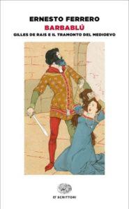 Copertina del libro Barbablú di Ernesto Ferrero