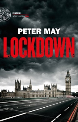 Copertina del libro Lockdown di Peter May