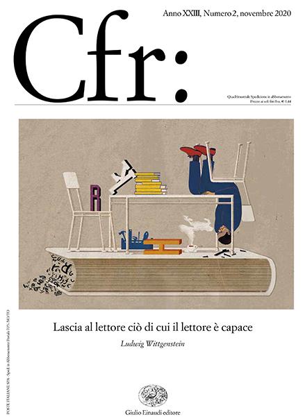 Abbonamento gratuito a Cfr - undefined - book cover