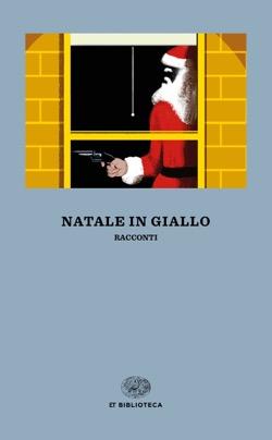 Copertina del libro Natale in giallo di VV.