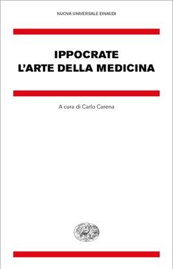 Copertina del libro L'arte della medicina di Ippocrate