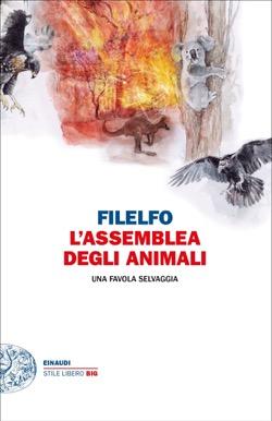 Copertina del libro L'assemblea degli animali di Filelfo