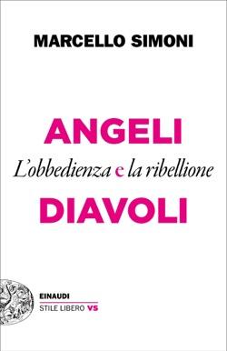 Copertina del libro Angeli e Diavoli di Marcello Simoni