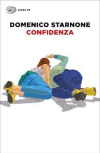Copertina del libro Confidenza di Domenico Starnone