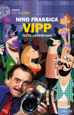 Copertina del libro Vipp di Nino Frassica