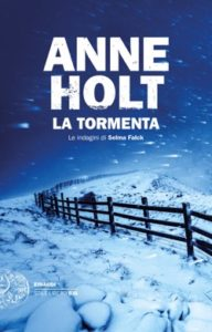 Copertina del libro La tormenta di Anne Holt