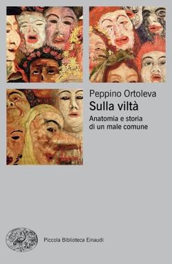 Copertina del libro Sulla viltà di Peppino Ortoleva