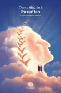 Copertina del libro Paradiso di Dante Alighieri