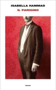Copertina del libro Il parigino di Isabella Hammad