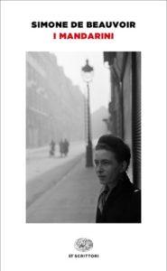 Copertina del libro I Mandarini di Simone de Beauvoir