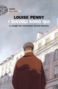 Copertina del libro I diavoli sono qui di Louise Penny