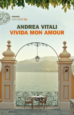 Copertina del libro Vivida mon amour di Andrea Vitali