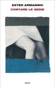 Copertina del libro Contare le sedie di Ester Armanino