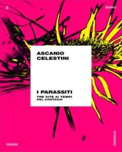Copertina del libro I parassiti di Ascanio Celestini