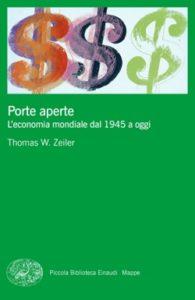 Copertina del libro Porte aperte di Thomas W. Zeiler