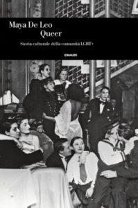 Copertina del libro Queer di Maya De Leo