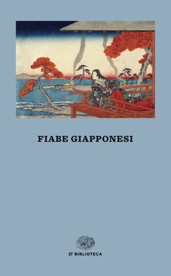 Copertina del libro Fiabe giapponesi di VV.