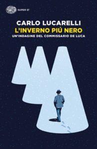 Copertina del libro L'inverno piú nero di Carlo Lucarelli