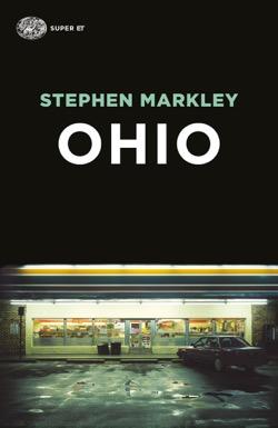 Copertina del libro Ohio di Stephen Markley