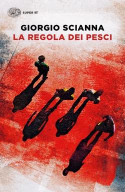 Copertina del libro La regola dei pesci di Giorgio Scianna