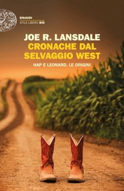 Copertina del libro Cronache dal selvaggio West di Joe R. Lansdale