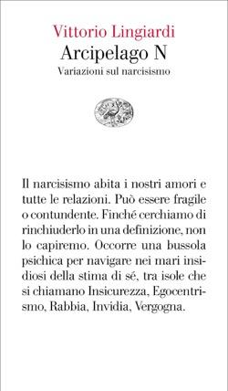 Copertina del libro Arcipelago N di Vittorio Lingiardi