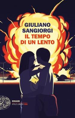Copertina del libro Il tempo di un lento di Giuliano Sangiorgi