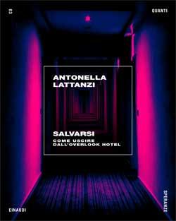 Copertina del libro Salvarsi di Antonella Lattanzi