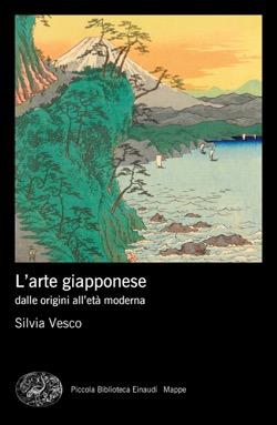 Copertina del libro L'arte giapponese di Silvia Vesco