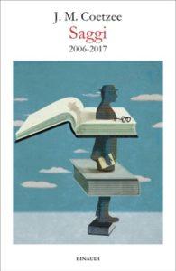 Copertina del libro Saggi di J. M. Coetzee