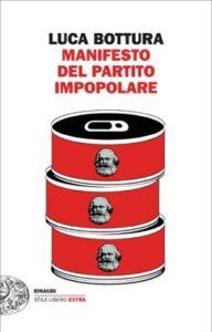 Copertina del libro Manifesto del Partito Impopolare di Luca Bottura