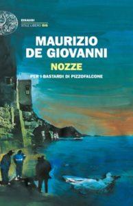Copertina del libro Nozze di Maurizio de Giovanni