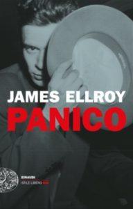 Copertina del libro Panico di James Ellroy