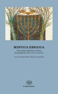 Copertina del libro Mistica ebraica di VV.