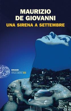 Copertina del libro Una Sirena a Settembre di Maurizio de Giovanni