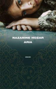 Copertina del libro Aria di Nazanine Hozar