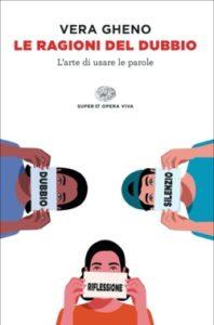 Copertina del libro Le ragioni del dubbio di Vera Gheno