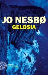 Copertina del libro Gelosia di Jo Nesbø