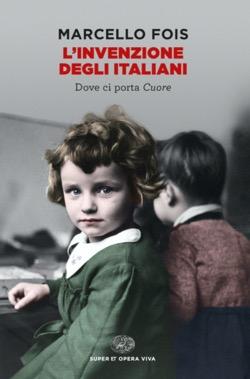 Copertina del libro L'invenzione degli italiani di Marcello Fois