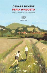 Copertina del libro Feria d'agosto di Cesare Pavese