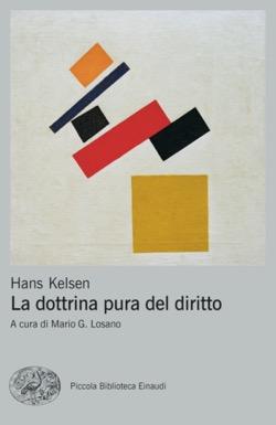 Copertina del libro La dottrina pura del diritto di Hans Kelsen