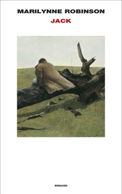 Copertina del libro Jack di Marilynne Robinson